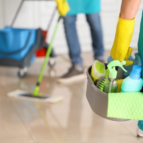 How do you clean your house super fast