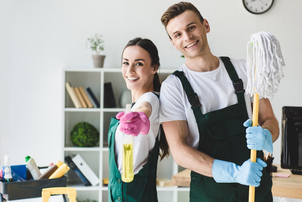 Where can I find trustworthy house cleaning services in Tumwater